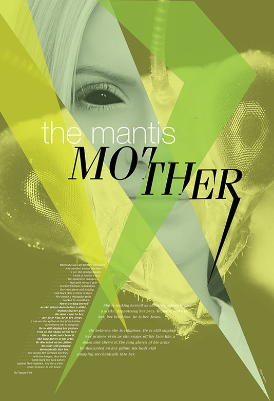 the mantis mother